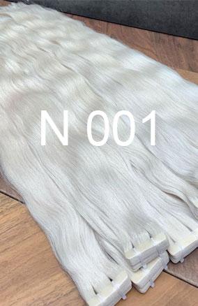 hair extension colour N001