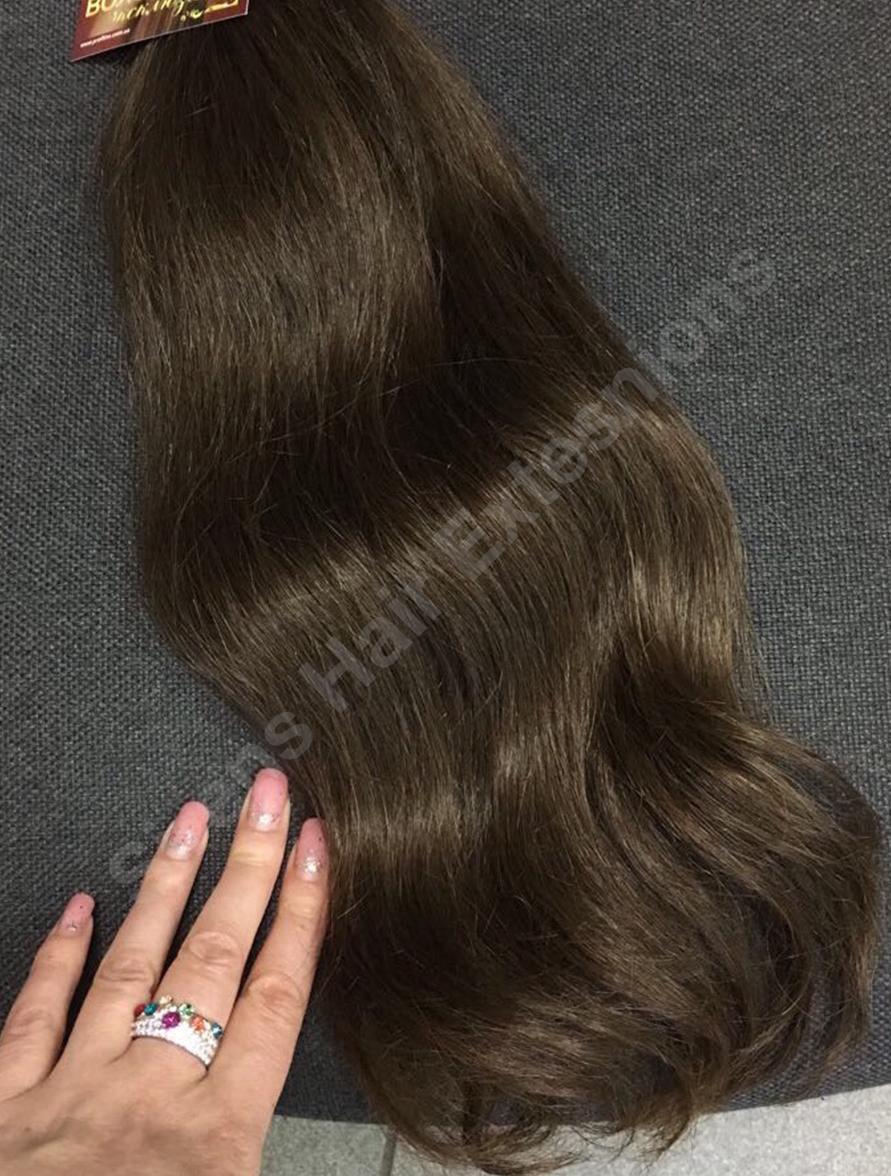 custom hair style