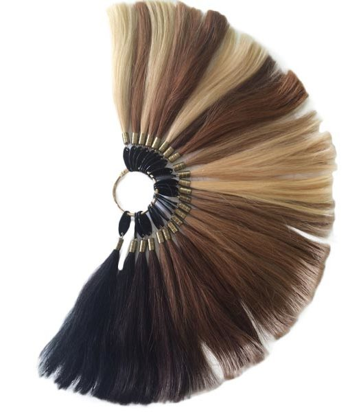 hair extension colour ring