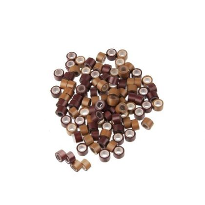 Hair Extension Silicon Micro Rings
