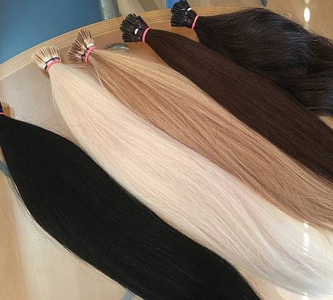 custom made slavic virgin hair extensions